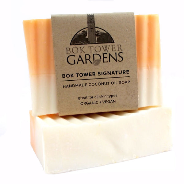 Bok Tower Gardens Signature Soap