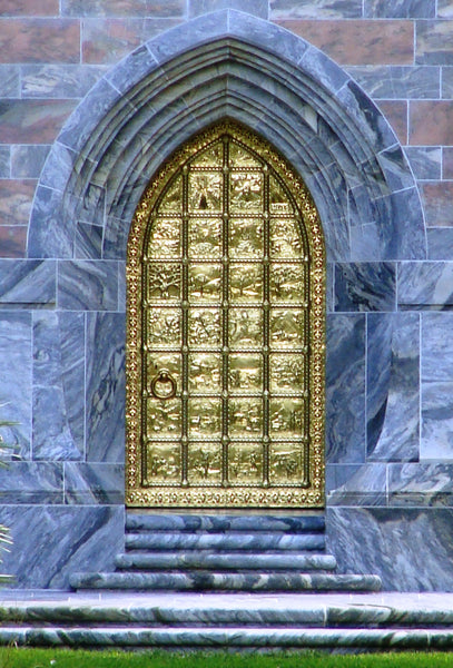 Great Brass Door