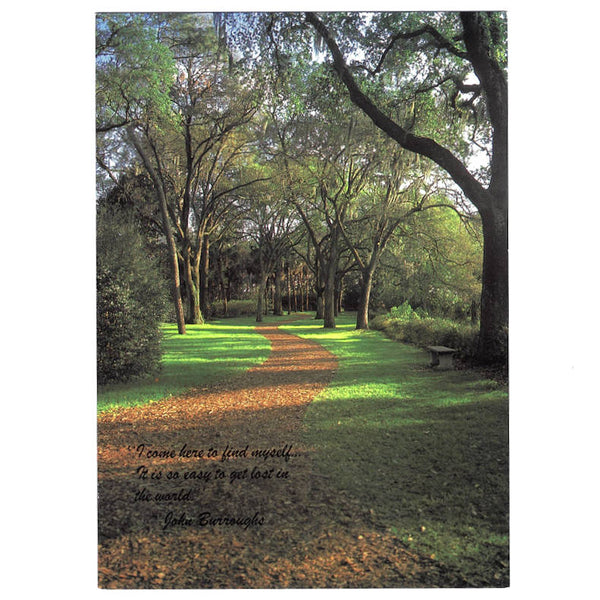 Greeting Card - Bok Tower Gardens