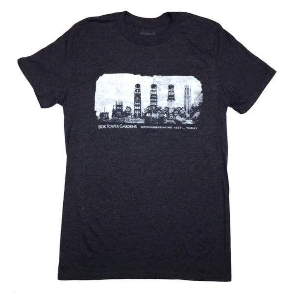 Bok Tower Construction Tee Shirt