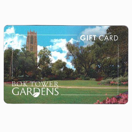 Bok Tower Gardens Gift Cards