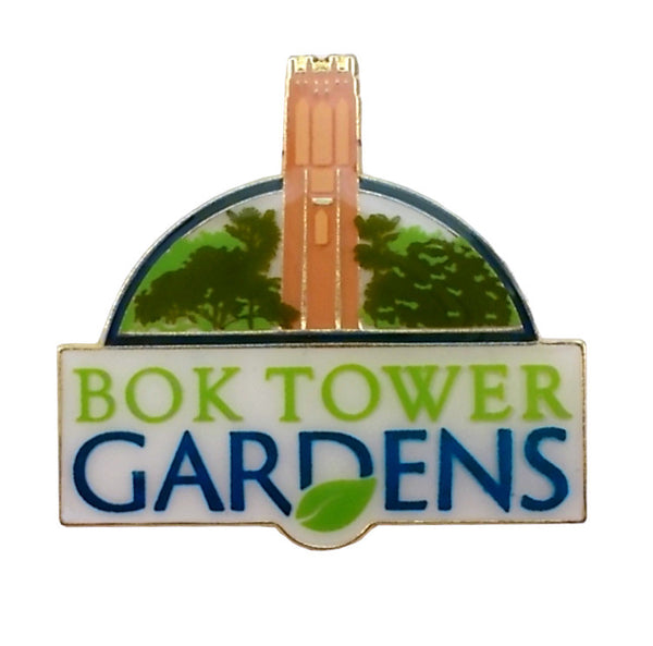 Lapel Pin - Bok Tower Gardens