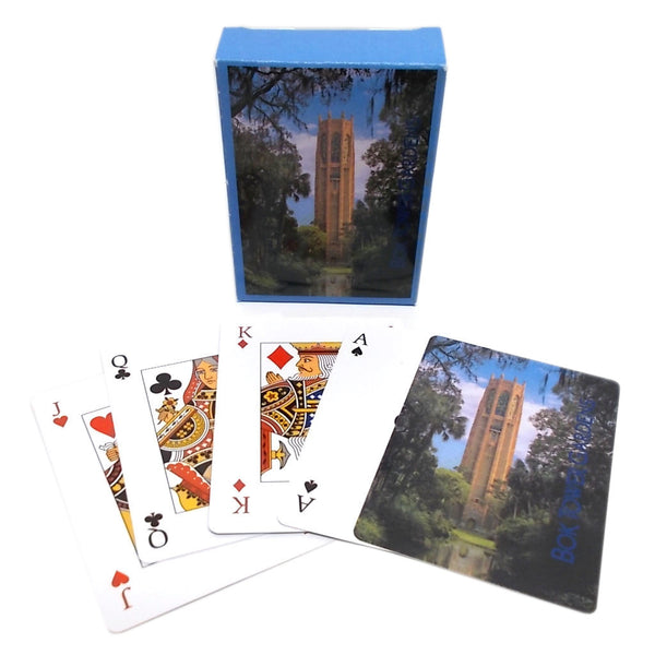 Playing Cards - Bok Tower Gardens