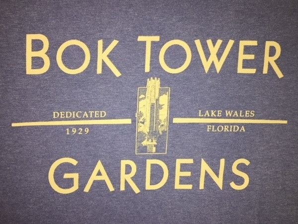 Bok Tower Dedication Tee Shirt