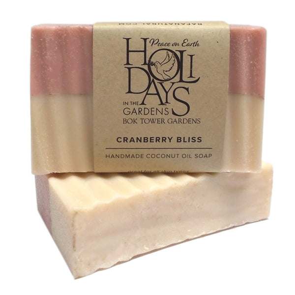 Cranberry Bliss Handmade Soap