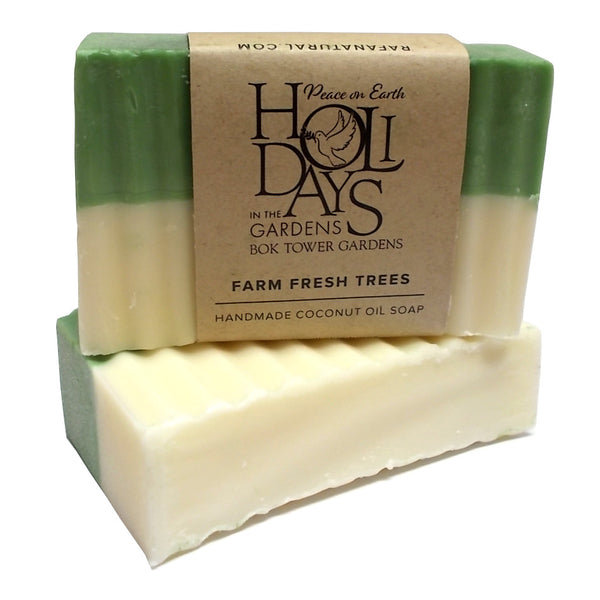 Farm Fresh Trees Handmade Soap