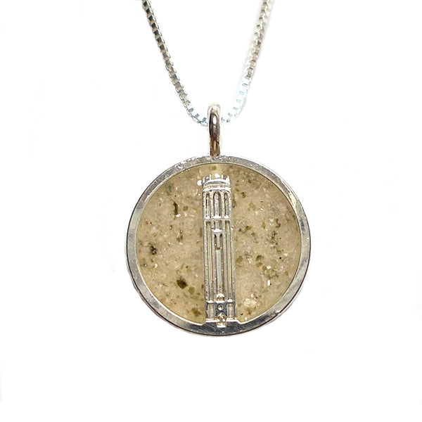 Tower Charm Necklace