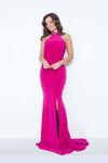 Katen Halterneck Evening Gown