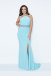 Lillias Long Evening Gown - Gissings Boutique