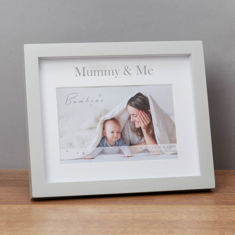 Mummy & Me Frame Mothers Day Gift Set - Gissings Boutique