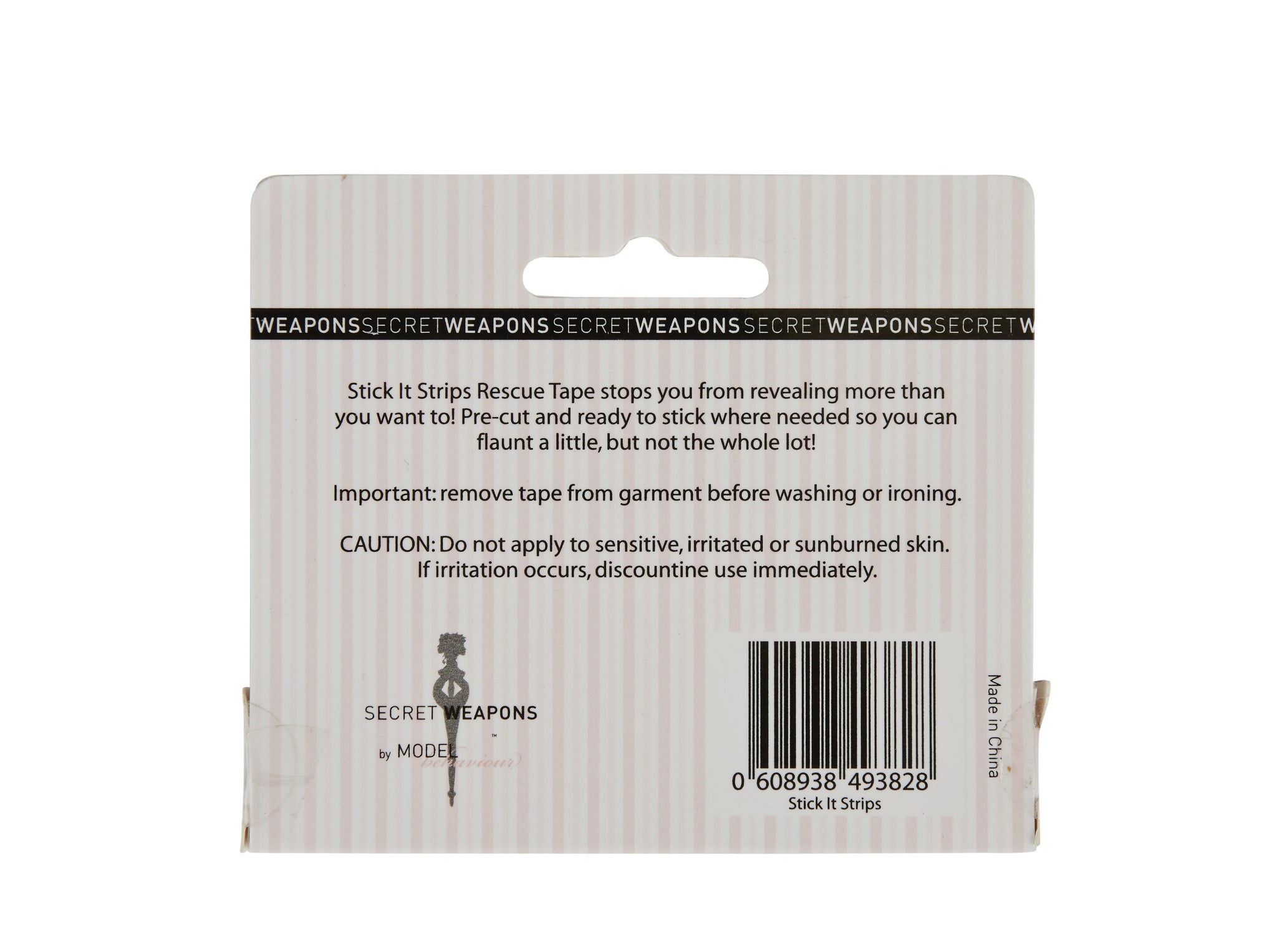 Fashion Essentials Stick It Strips - Gissings Boutique