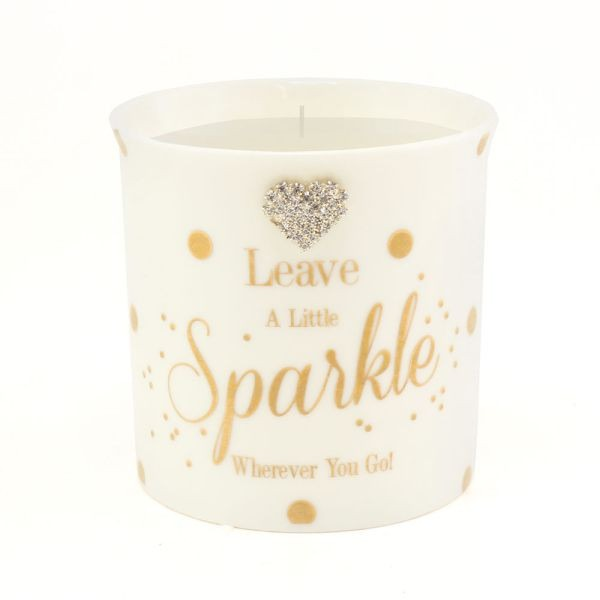 Sparkle  Candle - Gissings Boutique