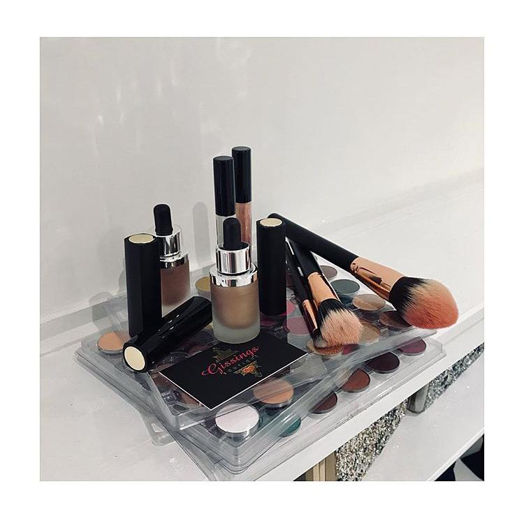 Gissings Beauty Cosmetics Makeup Appointment