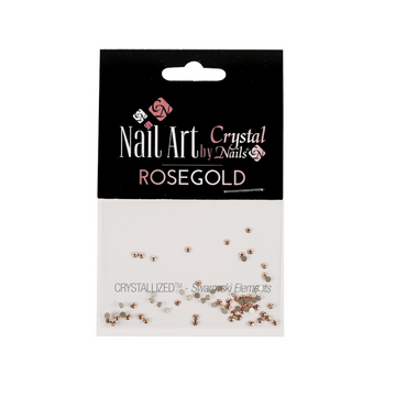 CRYSTALLIZED ™ - SWAROVSKI ELEMENTS - 001ROGL ROSEGOLD (SS5 - 1,8MM)