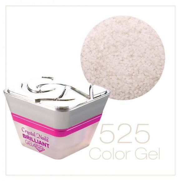BRILLIANT GEL 525 5ml - Crystal Nails Sweden
