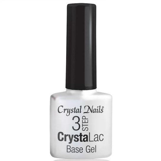 3 STEP CRYSTALAC BASE GEL 8ml - Crystal Nails Sweden