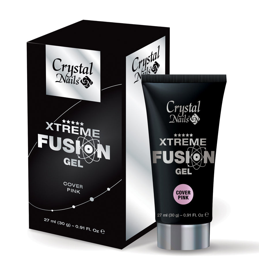 Xtreme Fusion Acryl Gel Cover Pink 30g