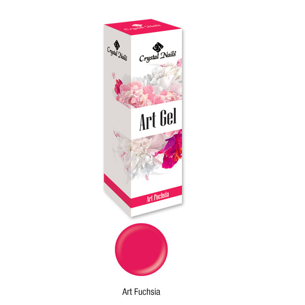 ART GEL PAINT GEL - ART FUCHSIA (5ML)