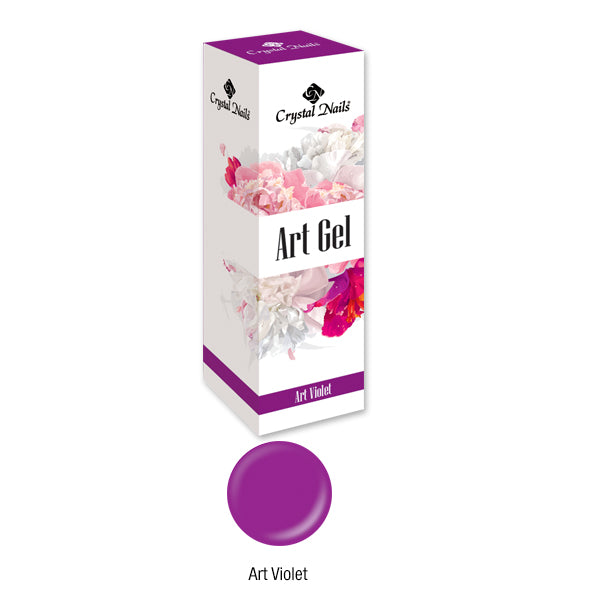 ART GEL PAINT GEL - ART VIOLET (5ML)