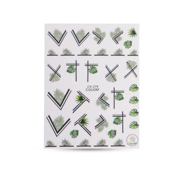 CN NAIL STICKER (CA-574)