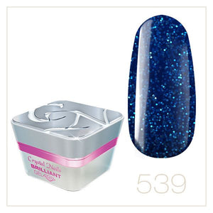 BRILLIANT GEL 539 5ml - Crystal Nails Sweden
