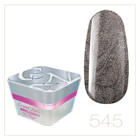 BRILLIANT GEL 545 5ml - Crystal Nails Sweden