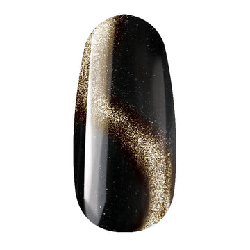 TIGER EYE INFINITY CRYSTALAC # 8 - GOLD - 4ML