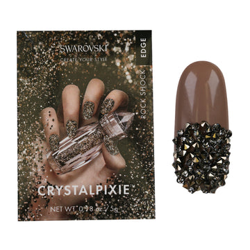 SWAROVSKI CRYSTAL PIXIE - EDGE ROCK SHOCK 5G