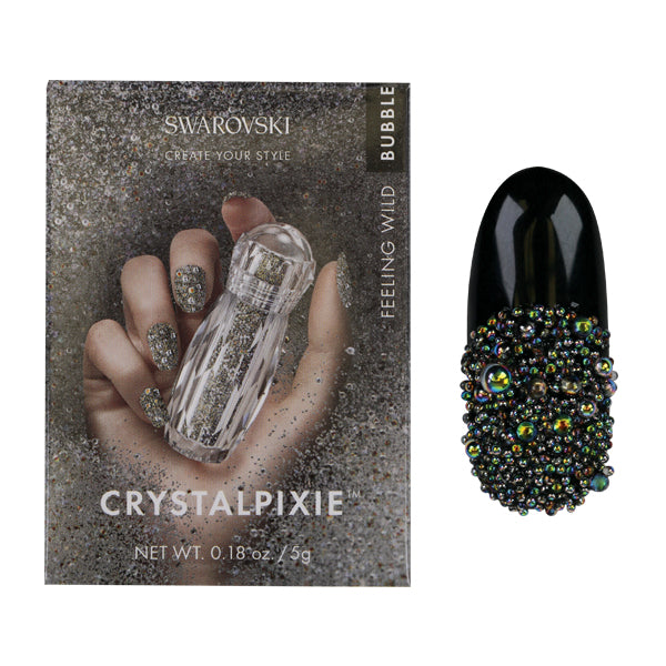 SWAROVSKI CRYSTAL PIXIE - BUBBLE FEELING WILD