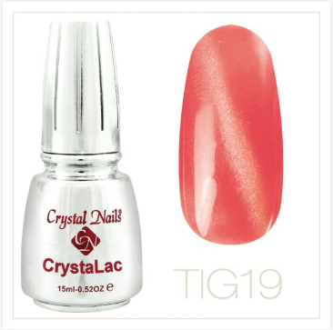 TIGER EYE - CRYSTALAC #19 (15ml)