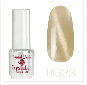 TIGER EYE - CRYSTALAC #23 (4ml)