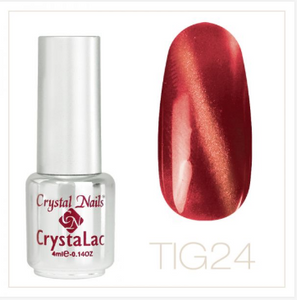 TIGER EYE - CRYSTALAC #24 (4ml)