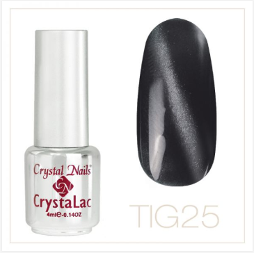 TIGER EYE - CRYSTALAC #25 (4ml)