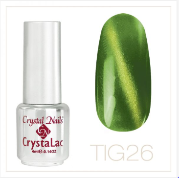 TIGER EYE - CRYSTALAC #26 (4ml)