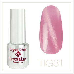 Tiger Eye - CrystaLac #31 (4ml)