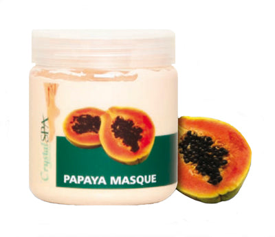 PAPAYA MASQUE 250ml - Crystal Nails Sweden