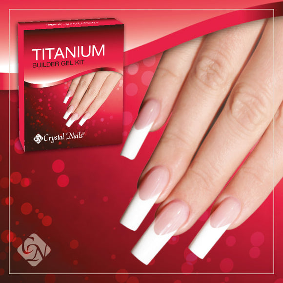 TITANIUM GEL KIT - Crystal Nails Sweden
