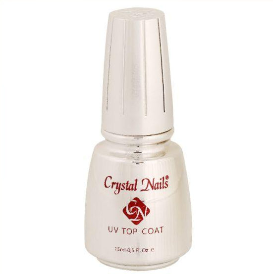 CN UV TOP COAT 15ml - Crystal Nails Sweden