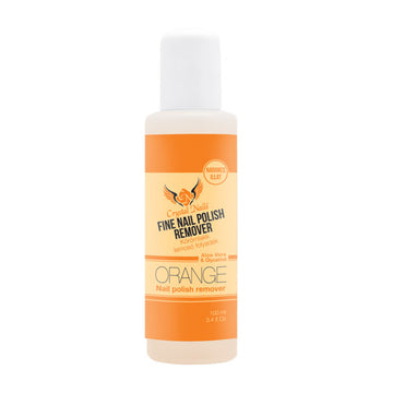 FRAGRANT CRYSTAL NAILS NAIL POLISH REMOVER - ORANGE 100ML