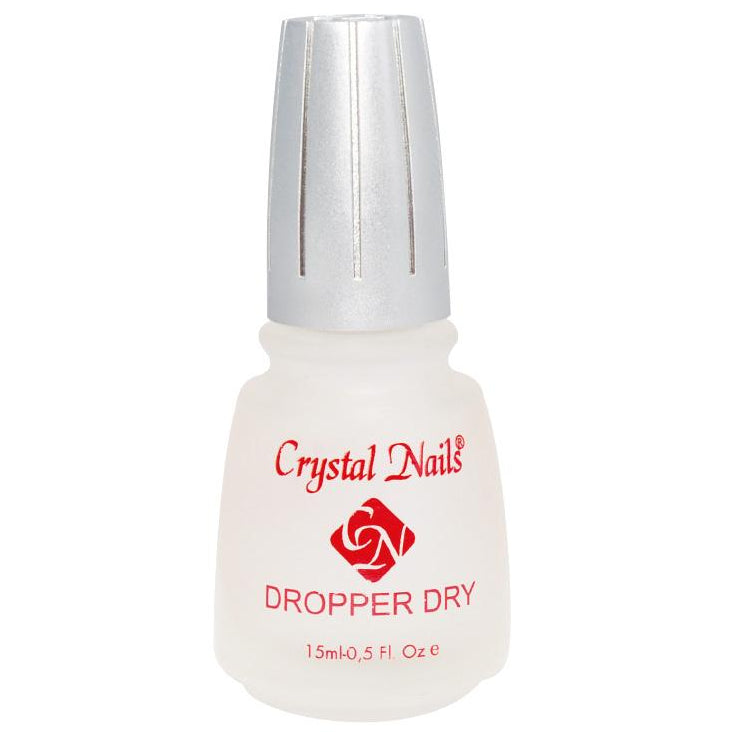 Dropper Dry 15ml - Crystal Nails Sweden