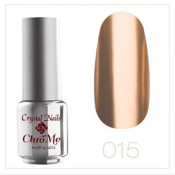 CHRO ° ME CRYSTALAC - 15 GOLD ROSE (4ML)