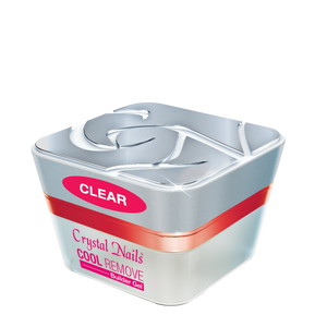 COOL REMOVE CLEAR GEL (50ml) - Crystal Nails Sweden