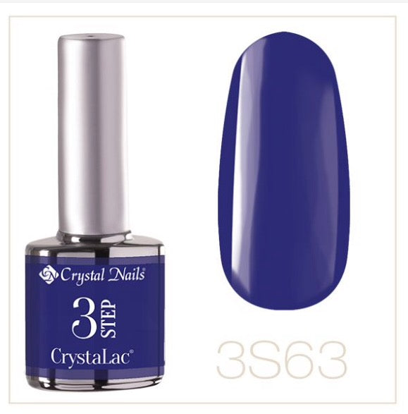 3 STEP CRYSTALAC - 3S63 8ML