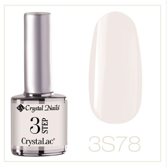 3 STEP CRYSTALAC- 3S78 8ML