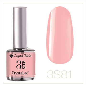 3 STEP CRYSTALAC - 3S81 8ML