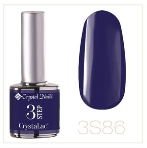 3 STEP CRYSTALAC - 3S86 8ML