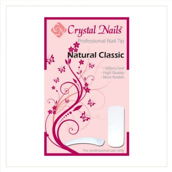 CN NATURAL CLASSIC TIP BOX 100PCS