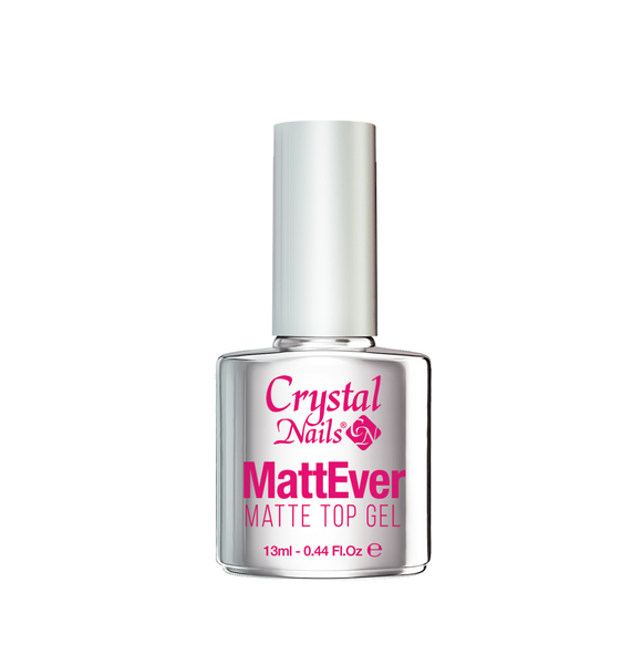 Mattever 13ml - Crystal Nails Sweden