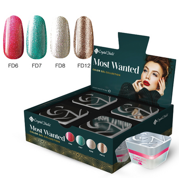 NOW WANTED! COLOR JELLY SET 2019 WINTER (4X5ML)