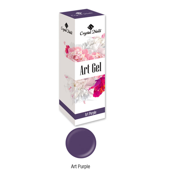 ART GEL COLOR GEL - ART PURPLE (5ML)
